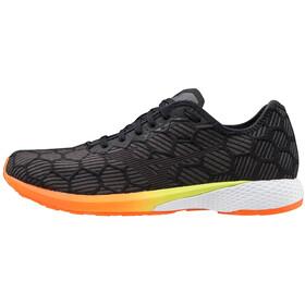 Mizuno Wave Aero 18 Shoes Men, black/jet black/safety orange